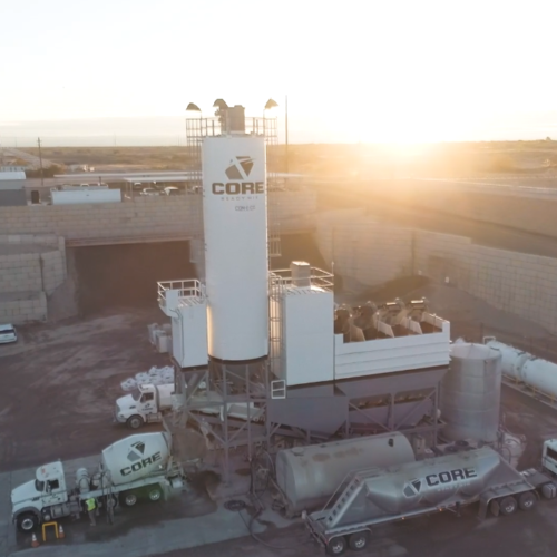 CORE Ready Mix Products Arizona